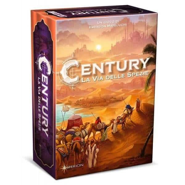 Century : le vie delle spezie