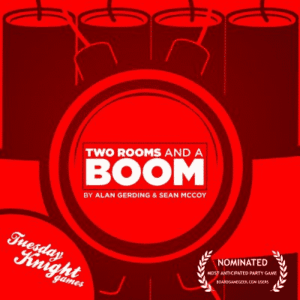 2 Rooms & a Boom Image