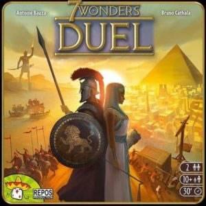 7 Wonders Duel Image