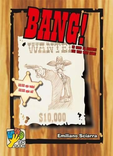 Torneo di Bang! Valido per il Campionato 2018!