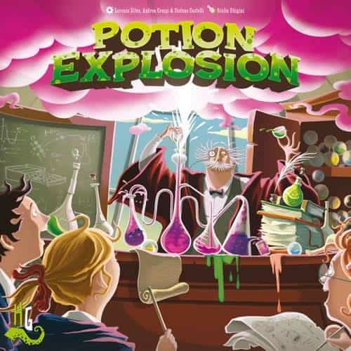 Pozioni Esplosive Image