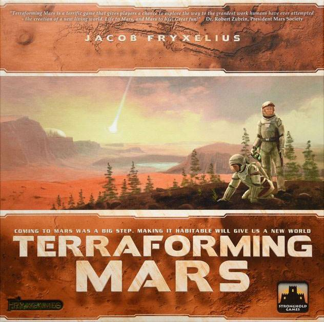 Torneo di Terraforming Mars valido per la Classifica Nazionale BIG